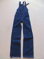 Levi's ® Latzhose Latz Jeans Hose Gr. XXS, W 25 /L 34, Overall, Original 70'er !