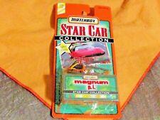 Matchbox Star Car Magnum P.I. T.C.'s Helicopter Sp & Ltd Edition Hard to find