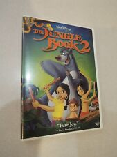 Disney The Jungle Book 2 DVD  EUC