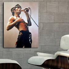 Mural Poster Freddie Mercury Queen Musician 40x52 in (100x132 cm) Adhesive Vinyl