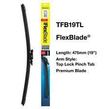 Tridon FLEXBLADE WIPER BLADE ASSY TL PIN TAB 475MM 19IN TFB19TL suits (1)