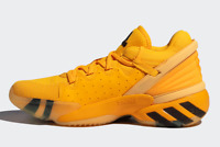 adidas D.O.N Issue 2 Crayola Men's Yellow Basketball Shoes Sport Sneakers FW8518