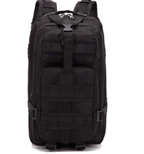 Tactical Backpack 30L 600D Military Day Pack for Travel Hiking Trekking Hunting
