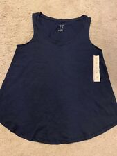 Women's Any Day Tank Top - Navy Blue - A New Day XS SMALL XXL LARGE #R120