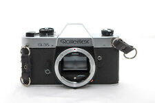 "ROLLEIFLEX sl35 SLR-chassis QBM ""Made in Singapore"""
