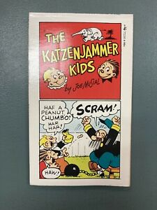 THE KATZENJAMMER KIDS COMIC STRIP 1970 Pocket Books