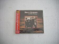 BRUCE HORNSBY and the RANGE / THE WAY IT IS - JAPAN CD