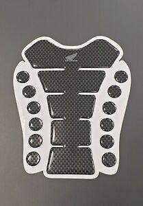 Top Quality Motorcycle Tank Pad Honda Hornet CBR CB VFR VTR etc - carbon effect