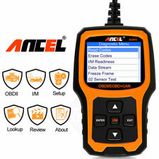 ANCEL AD410 Read Clear Fault Error Codes Reader NEW Original Car Diagnostic Tool