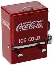 Coke Vending Machine Toothpick Dispenser Coca Cola Items Retro Tablecraft NEW