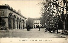 CPA MARSEILLE Gare St. Charles (403473)