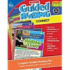 Ready to Go Guided Reading Connect Grades 1 2 Ready to Go Jeanette Moor Book NEW
