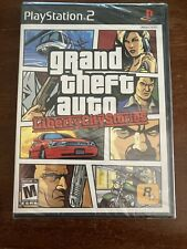 Grand Theft Auto: Liberty City Stories Sony Playstation 2, 2006 New!