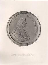 Magliabechi Antonio 1857  acquaforte