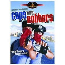 COPS AND ROBBERS rare Comedy dvd New York Crooked Cop JOSEPH BOLOGNA 1973