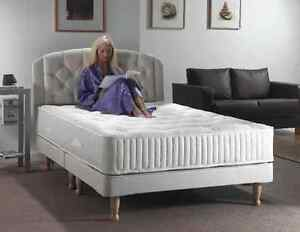 """2FT6"""",3FT,4FT,4FT6"""",5FT,POSTURE-PAEDIC DIVAN SET MADE IN ENGLAND NEW"""