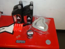 VTX1300 C/R/S/T 2003-2009 OIL CHANGE KIT AIR FILTER SPARK PLUGS SERVICE KIT