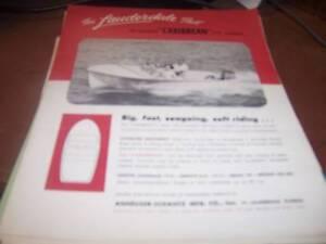 "The Lauderdale Fleet Caribbean 17'3"" Runabout Brochure"