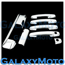 05-14 TOYOTA TACOMA Chrome plated 4 Door Handle+Tailgate Camera hole Cover
