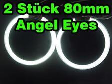 Angel Daemon Halo Eyes CCFL Rings 4 Pcs. 80mm Neon Rims Ballast Pic. Instruction