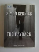 The Payback - by Simon Kernick - MP3CD - Audiobook