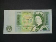 FIRST WEDDING ANNIVERSARY PAPER GIFT  UNCIRCULATED CONDITION £1 ONE POUND NOTE.