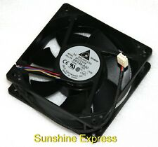 OEM Dell PP749 Delta Cooling Fan AFC1212DE 120x120x38mm 4-pin DC12V 1.60A