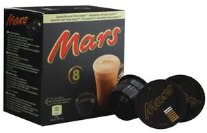 NESCAFÉ Dolce Gusto Compatible Mars Hot Chocolate Pods 8