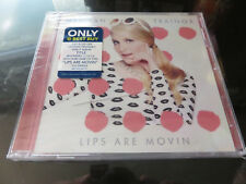MEGHAN TRAINOR - LIPS ARE MOVING - US CD SINGLE - BRAND NEW (SEALED)