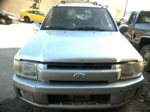 Rear Bumper Fits 01-03 INFINITI QX4 630542