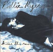Kiss the Rain by Billie Myers CD 1997 Universal 2 Tracks The Shark & The Mermaid
