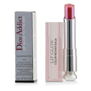 Christian Dior Dior Addict Lip Glow To The Max - # 201 Pink 3.5g Womens Make Up