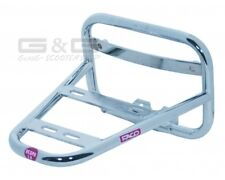 FACO Porte-bagages En Chrome pour l'arrière Piaggio Vespa LXV LX 50-125-150
