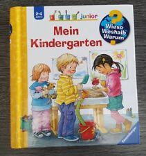 Mein Kindergarten Buch Wieso Weshalb Warum?