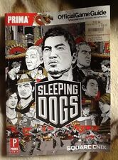 Sleeping Dogs: Prima Official Game Guide, Musa, Alex, Good Book