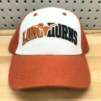 Texas Longhorns NCAA Top of The World Hat Child Youth Burnt Orange NWT Cap READ