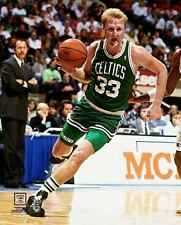 LARRY BIRD Boston Celtics LICENSED un-signed poster picture print pic 8x10 photo