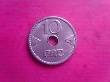 NORWAY     10  ORE    1947    FEB27
