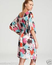 New $118 Magicsuit by Miraclesuit Karma Tunic Swimsuit Cover Up Dress - One Size