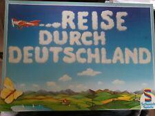 Reise durch Deutschland  von Schmidt Spiele Vollständig