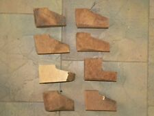 8 PRIMA BRIAR PIPE EBAUCHONS BLOCKS LARGE AND LONG PIPES PIPA PFEIFEN MADE ITALY