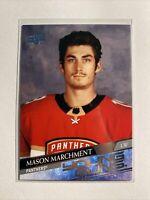 2020-21 Upper Deck Series 2 Mason Marchment Young Guns Rookie!