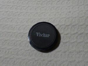 Vivitar 61mm Camera Front Lens Cap – Slip-on Fit