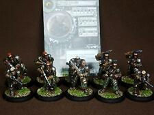 Warmachine Kpw Painted Steelhead Riflemen