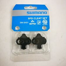Shimano SM-SH51 SPD Pedal Cleat Set Made In Japan