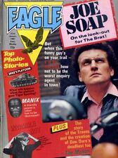 EAGLE COMIC 22/1/1983 IAN BOTHAM CALENDAR SKIER KONRAD BARTELSKI CHRIS BONINGTON