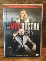 The Mob Doctor Complete Series (DVD) Disc M 13 Episodes On 3 Discs