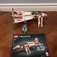LEGO Technic Fire Plane 42040 (2 versions included)