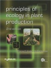 Principles of Ecology in Plant Production (Modular Texts), Crop Science, Ecology