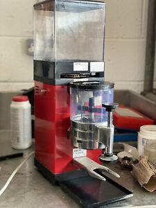 Refurbished ANFIM 3 Phase 380v Coffee Grinder 75mm Burr Blade New Hopper